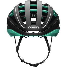 ABUS Aventor Road Helmet celeste green
